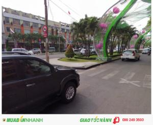 Cho thuê nhà mặt phố đường Nguyễn Huệ, P.Bến...