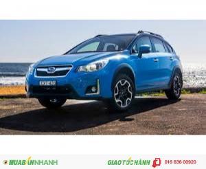 Subaru XV nhập khẩu nguyên chiếc từ Nhật