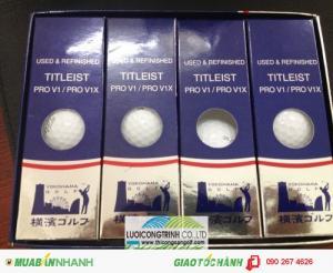 Bóng golf hiệu titleist pro