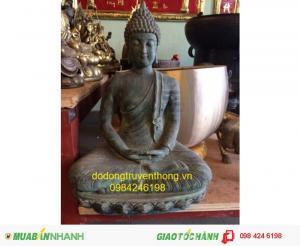 Cửa hàng bán tượng Phật đồng
