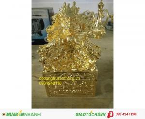 Ấn rồng mạ vàng