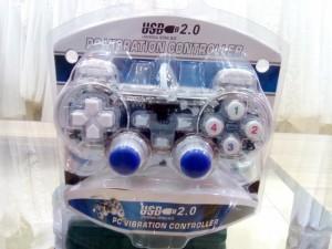 Sản phẩm Tay cầm chơi game EW702 có dây