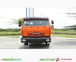 Bán xe tải Kamaz 53228 14 tấn nhập khẩu Nga