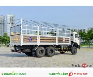 Đại lý xe Kamaz Việt Nam, Bán xe tải Kamaz 53228 14 tấn, nhập khẩu 2016