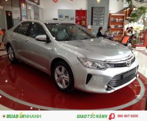 Toyota Camry 2017 giao xe ngay, giảm giá lớn, Khuyến mãi mừng xuân
