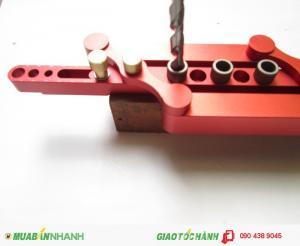 Bộ gá khoan mộng gỗ thẳng/ dùng để dưỡng khoan thẳng, ghép chốt gỗ: hỗ trợ quá trình làm gỗ chuyên nghiệp, tool làm mộc, dụng cụ làm mộc, dụng cụ làm gỗ,