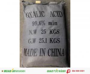 Mua bán  Oxalic Acid, Axit Oxalic, C2H2O4.2H2O