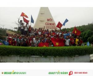 Tour Cần Thơ - Cà Mau - Bạc Liêu - Sóc Trăng