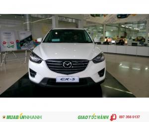 Mazda CX5 2.5 2WD Facelift 2017 ưu đãi lớn nhất tại Hà Nội