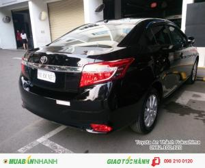 Đại lý Toyota 100% vốn Nhật - Toyota An Thành Fukushima bán xe Vios 2018 Số Tự Động Màu Đen Sang Trọng Mới 100% - gọi đến 0982 100 120 để được tư vấn mua xe và tham khảo các chương trình khuyến mãi mới nhất của chúng tôi