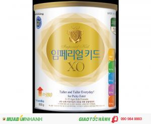 Sữa bột chống dậy thì sớm ở trẻ XO KID Hàn Quốc Giá trên là giá sỉ, khách lẻ vui lòng cộng thêm 25k nữa nhé! Đặt hàng ngay để được giao hàng miễn phí khu vực HCM.