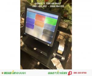 Bán máy tính tiền cảm ứng cho nhà hàng sân golf tại tphcm và hà nội
