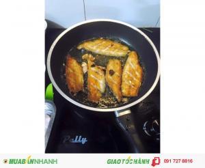 Món   ngon từ khô cá lưỡi trâu