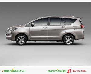 Toyota Innova 2016 với những thay đổi đáng kể về nội thất lẫn ngoại thất đảm bảo sẽ làm hài lòng những khách hàng khó tính nhất.