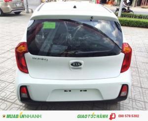 Bán xe Kia Morning 2017 giá sốc trả góp lấy xe chỉ với 110 TR tại Vĩnh Phúc, Phú Thọ