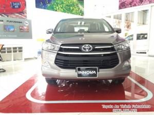 Mua xe trả góp Toyota Innova tại Toyota An Thành Fukushima - Đại lý Toyota 100% vốn Nhật