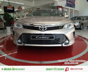 Khuyến Mãi Toyota Camry 2.5Q 2017, Mua Trả Góp Trọn Gói Chỉ 450Tr.