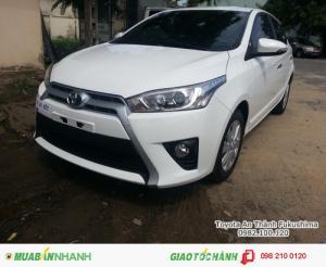 Khuyến Mãi Toyota Yaris 1.5G 2017 nhập khẩu...