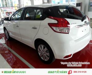 Xe Toyota Yaris giá rẻ TpHCM từ Đại lý Toyota 100% vốn Nhật - Toyota An Thành Fukushima