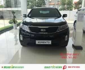 Bán xe Kia New Sorento 2016 mới 100% ưu đãi lớn LÊN TỚI 70TR tại Vĩnh Phúc Phú Thọ