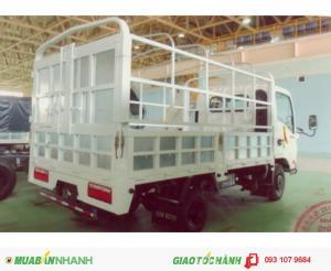Xe tải vt200/1 thùng 4m3 1t9