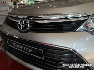 Khuyến Mãi Toyota Camry 2.5Q 2017 Màu Nâu Vàng, Mua Trả Góp Trọn Gói Chỉ 450Tr.