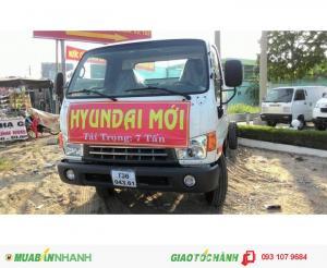 Xe tải veam hd700 7t1