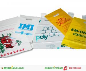 Chuyên phân phối túi xốp bao bì giá sỉ ,in logo túi thời trang,siêu thị.