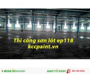 Đại lý cấp 1 sơn epoxy kcc giá rẻ miền bắc