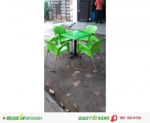 Bàn Ghế Dùng Cho Quán Cafe  giá rẻ