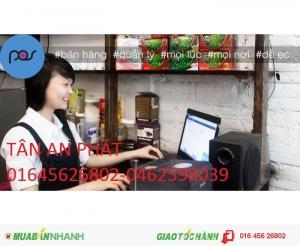 Phần mềm bán hàng cho shop quần áo giày dép tại Thanh Xuân Hà Nội