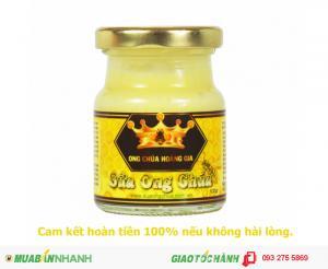 Tại sao nên mua sữa ong chúa Hoàng Gia?