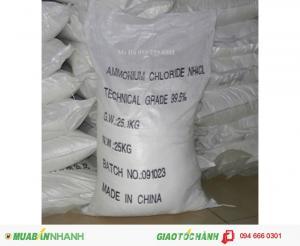 Tên gọi khác : Phân Clorua Amon, Amoni Clorua, Ammonium Muriate, Salt Ammoniac, Chlorammonic, Nushadir Salt, Salmiac …  Công Thức Hóa Học : NH4Cl