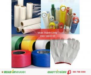 Chuyên sản xuất dây đai, màng PE, băng keo các loại giá sỉ lẻ