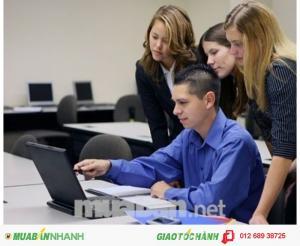 Dạy Word, Excel, Access cấp tốc .đi làm,thi A,B