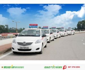 Taxi Group tuyển lái xe chạy Sân Bay Nội Bài...