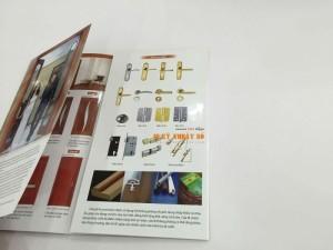 Công ty in brochure, In brochure đẹp, rẻ