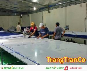 Xưởng may gia công Trang Trần chuyên nhận may quần áo với nhiều thiết kế