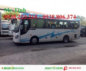 Giá xe khách 29 chỗ thaco town tb82 ưu đãi...