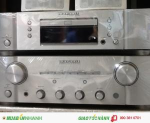 Bán  chuyên bộ ampli và CD Marantz 7003 hàng đẹp long lanh