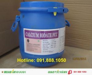 Bán-Ca(IO3)2-CalciumIodate, mua-bán-Canxi-Iotdat-Calsium-Iodate hàng nhập khẩu trực tiếp.