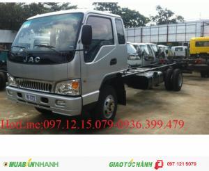 Xe tải JAC 3.45 - 4.9 tấn khuyến mại lớn mùa thu vàng rinh lộc vàng