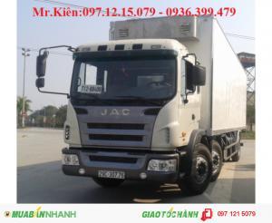 Xe tải JAC 3 chân khuyến mại lớn mùa thu vàng...