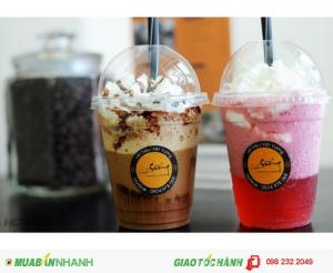 Ly Coffee ,Trà Sữa In Logo Theo Yêu Cầu Mẩu Mã Đa Dạng
