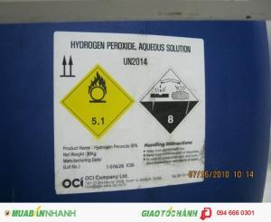 Mua bán Hydrogen Peroxit, oxy già, Hydrogen peroxide, H2O2
