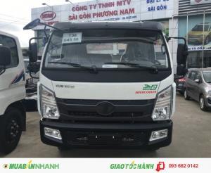 Huyndai Veam- Hàng nhập khẩu 3 cục - dưới 10 tấn - Thùng dài 6m1