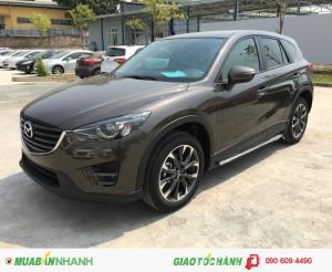 Mazda CX5 mới 100% giá mới hấp dẫn, xe giao liền