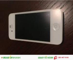 Iphone 4S 16GB Trắng đang sử dụng tốt cần ra đi