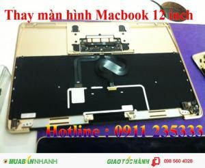 Thay màn hình Macbook chính hãng giá cực tốt