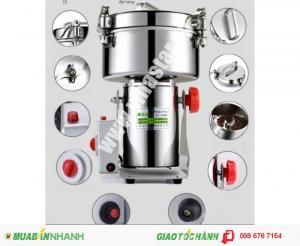 Mã máy :800A Sản lượng máy:800g Điện áp 220V Công suất:2880W Tốc độ quay mô tơ: 3400 r/p